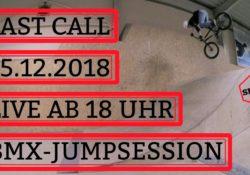 last call BMX