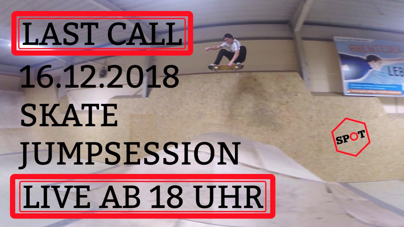 last call Skate