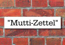 Mutti-Zettel