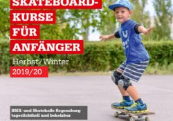 Skateboard-Kurs von spot e.V.