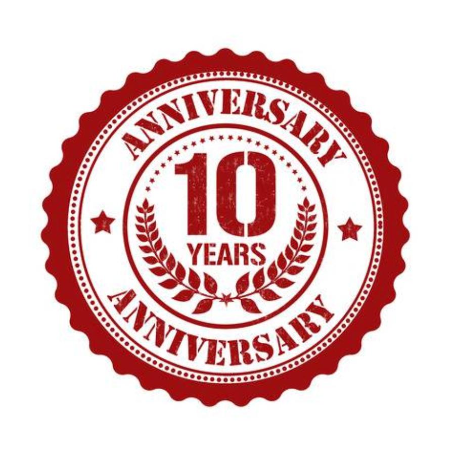 10 Jahre gemeinnütziger Verein